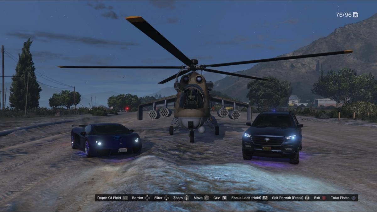 GTA V Cars – Killerbee 443